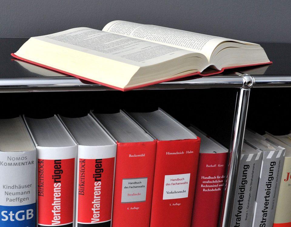 Rechtslektüre - Birkenstock Rechtsanwälte