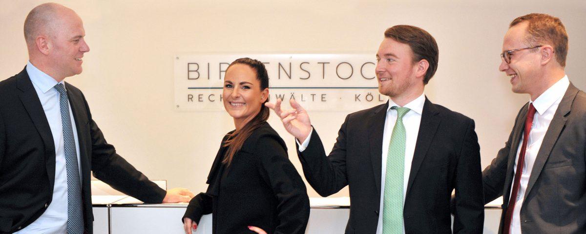 Das Team der Anwälte - Birkenstock Rechtsanwälte