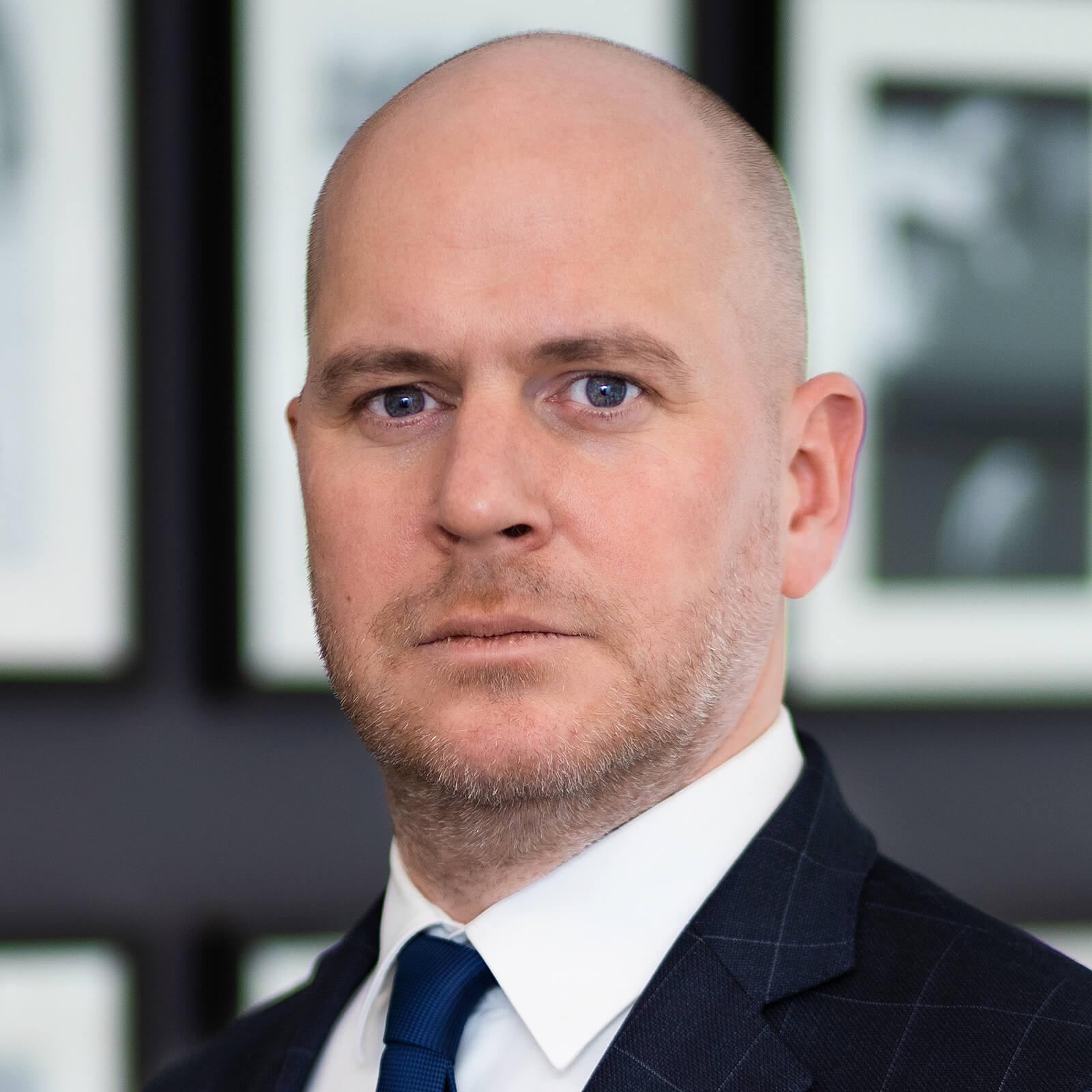 Portrait - Rechtsanwalt Martin Bücher - Birkenstock Rechtsanwälte